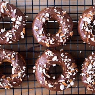 Paleo Banana Bread Doughnuts.