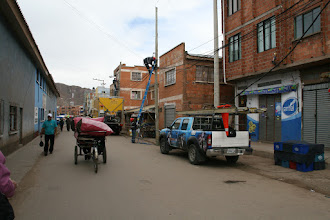 Photo: In Bolivien