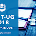 NEET-UG 2018 Exam Date Out - Check Details... blog image