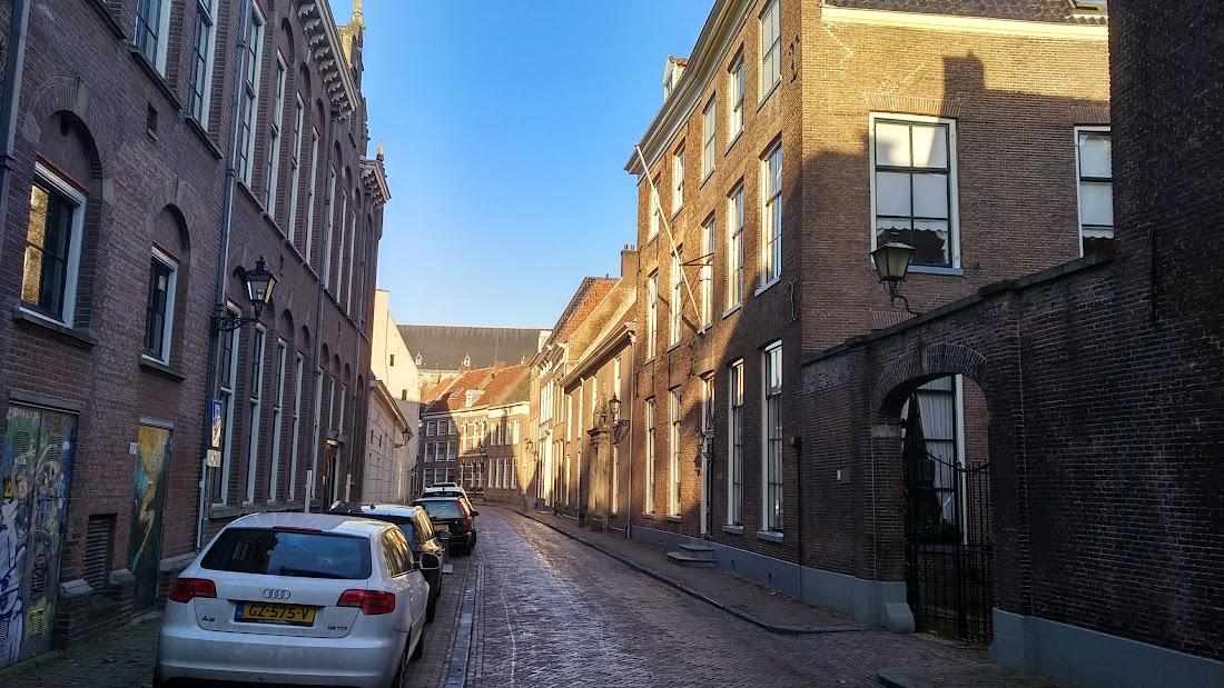 Рождественский Zwolle 25-12-2018