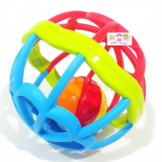 4. Todds & Kids Toys ของเล่นเสริมพัฒนาการบอลนิ่ม ยางกัด