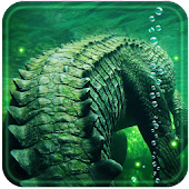 Underwater Monsters LWP
