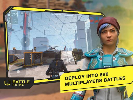 Battle Prime: Online Multiplayer Combat CS Shooter 5.0 Screenshots 17