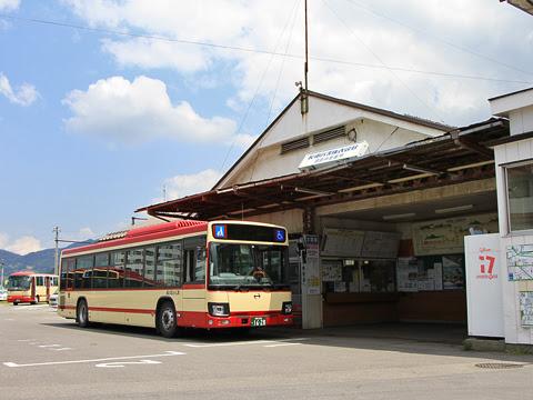 長電バス 湯田中営業所