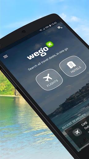 Wego Flights & Hotels 5.9.2 app 1