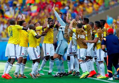 Everton se positionne pour un international colombien