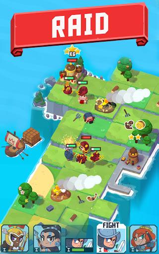 Merge Stories - Merge, Build and Raid Kingdoms! painmod.com screenshots 21