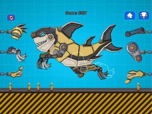 Robot Shark Attack screenshots 9