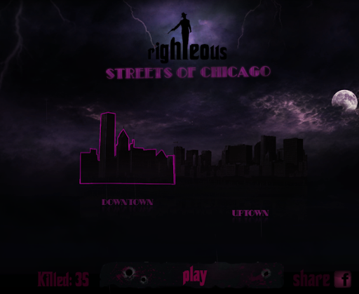 Righteous: Streets of Chicago