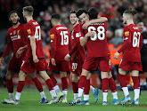 Liverpool s'est imposé sur le score de 4-0 contre Crystal Palace