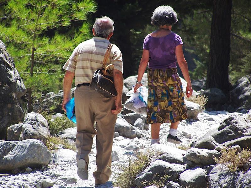 Escursionisti di Marcellah