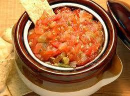 Game Day Salsa Recipe