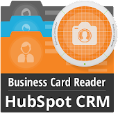Business Card Reader HubSpot