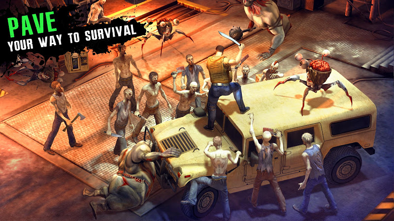 Live or Die: Zombie Survival Pro Screenshot 0