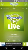 Screenshot of 105'5 Spreeradio