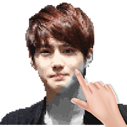 Pixel Art KPOP Pictures Coloring : Color by Number