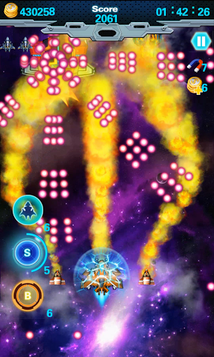 Galaxy Wars - Space Shooter 1.0.2 screenshots 3