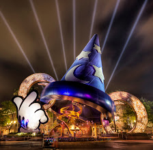Photo: The Magic of Disney  - This was taken this evening at MGM Studios in Disney World before we went to go see the big fireworks show. The only problem with making your family and 6-year-old son stand around while you set up your tripod and take a bunch of shots is that it gives them ample opportunity to see little toys they cannot live without.  from Trey Ratcliff at www.stuckincustoms.com