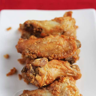 Fried Chicken Wings Without Flour Recipes.