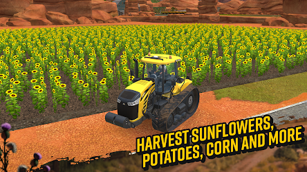 Farming Simulator 18 1.1.0.1 CRACKED Apk + DATA 3