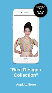 Blouse Designs 2017 Latest - náhled
