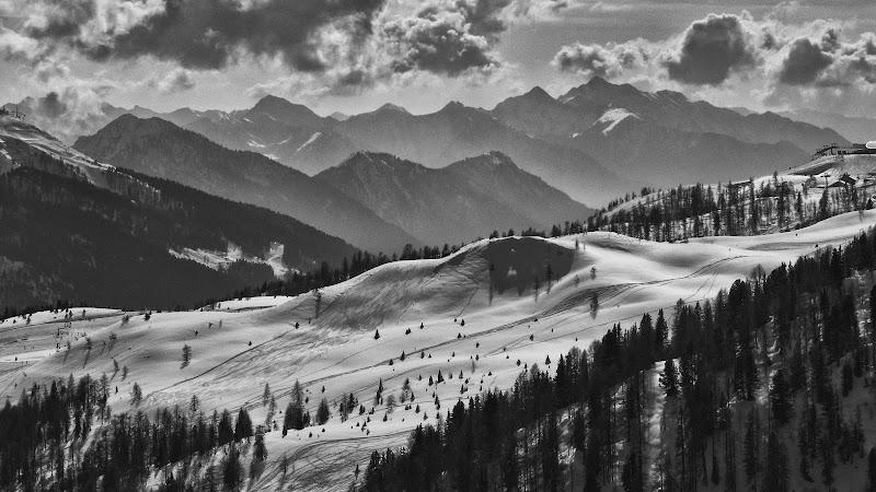 Un paradiso per sciatori di marvig51