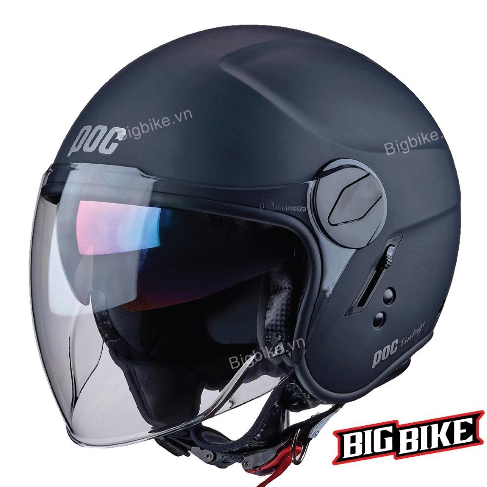 Lựa chọn mẫu mũ bảo hiểm ¾ chất lượng tốt