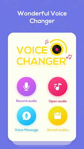Voice Changer Voice Recorder - Editor & Effect 2.0 screenshots 10