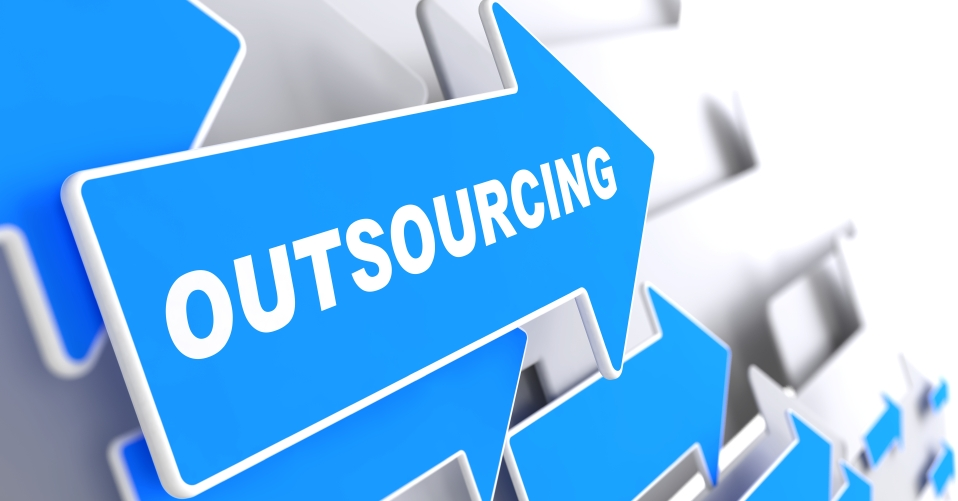 What is customer service outsourcing?