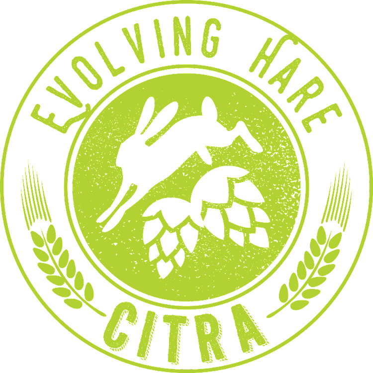 Logo of Red Hare Evolving Hare Session IPA : Citra Hop