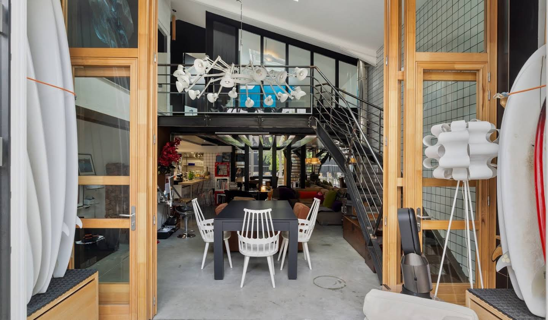 Loft avec terrasse Capbreton