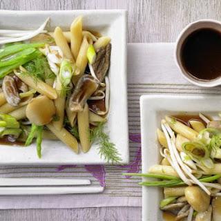 Asian Vegetable Noodles
