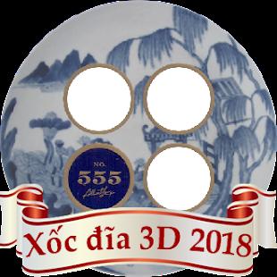 Xốc đĩa 3D 2018 - náhled
