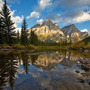 Mount Kidd Reflection.jpg