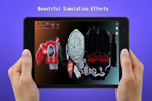 Build Henshin Belt Sim screenshot 20