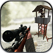 Army Sniper - Armageddon Ops