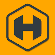 Hexadark - Hexa Icon Pack
