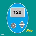 Blood Sugar Log Pro icon