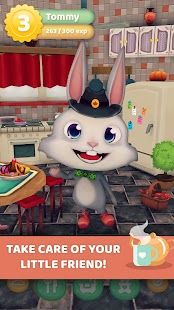 Bunny Pet: My Little Friend- screenshot thumbnail