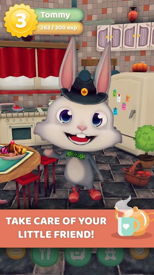Bunny Pet: My Little Friend- screenshot