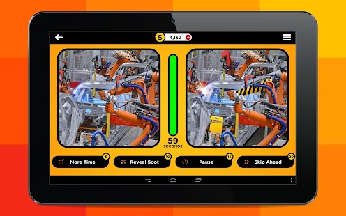 Tap 5 Differences- screenshot thumbnail