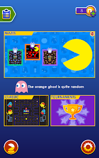 PAC-MAN Hack for the game