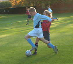 Photo: 16/11/05 v Birmingham University (at Fenners) 1-3 - contributed by Martin Wray