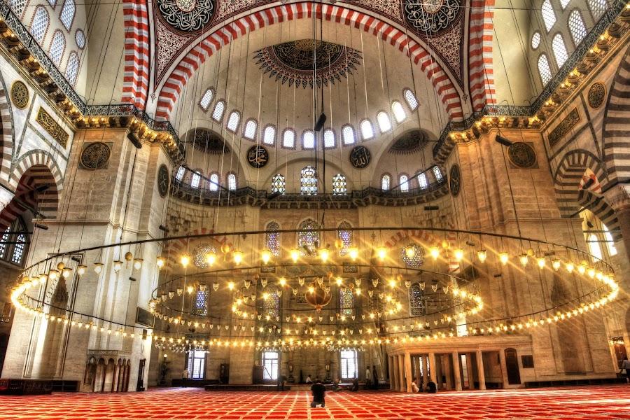 Sultan Ahmet by Çınar Yüksel - Buildings & Architecture Other Interior