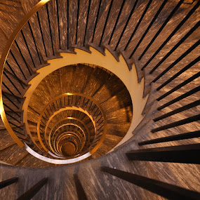 Perfect spiral by Marco Virgone - Buildings & Architecture Other Interior ( swirl, spiral, perfect,  )