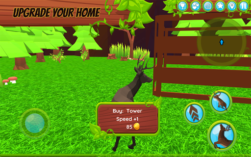 Deer Simulator - Animal Family 1.166 screenshots 4