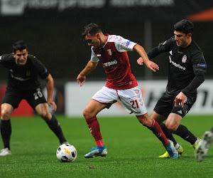 Braga remporte la Coupe de la Ligue face à Porto