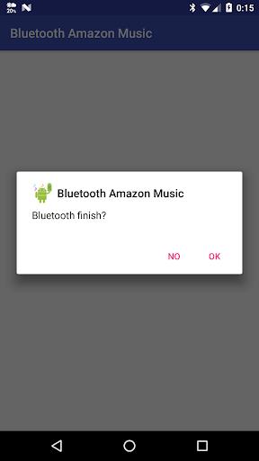 Bluetooth Amazon Music 1.1 screenshots 2