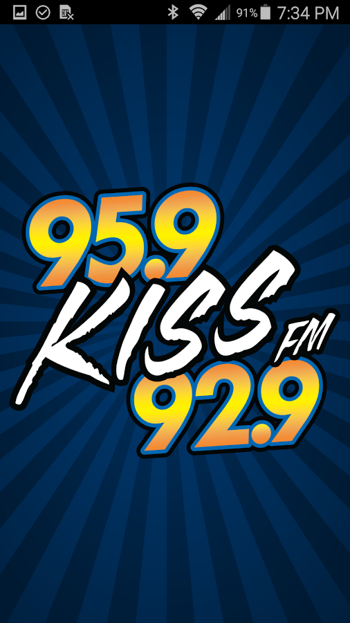 95.9 Kiss FM- screenshot