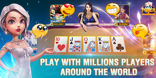 Poker ZingPlay - Best Free Texas Holdem screenshot 1